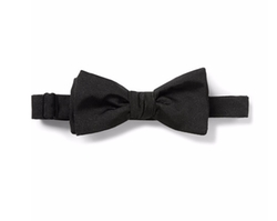 Self-Tie Silk-Faille Bow Tie by Drake's in Kingsman: The Golden Circle