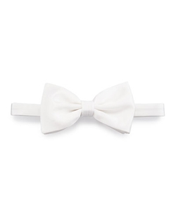 Satin Bow Tie by Brioni in Victor Frankenstein