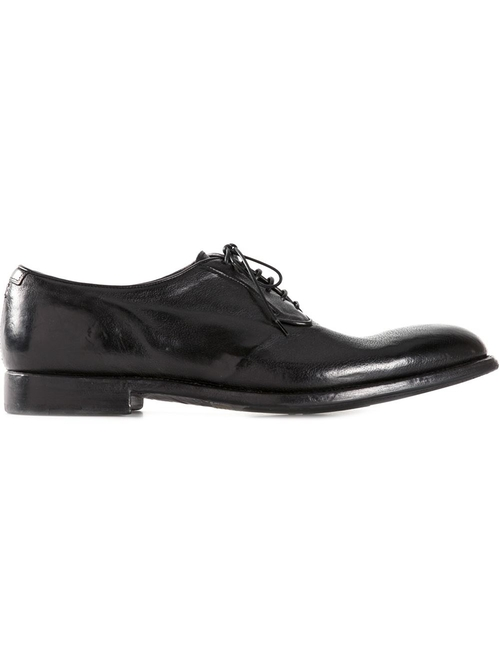 Derbies Shoes by Alberto Fasciani in The Man from U.N.C.L.E.