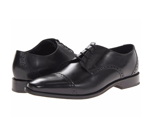 Castellano Cap Toe Oxford Shoes by Florsheim in War Dogs