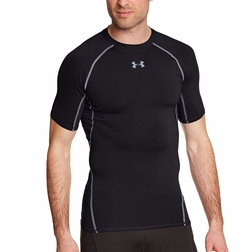 HeatGear Short Sleeve Compression Shirt by Under Armour in The Fate of the Furious