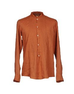Mandarin Collar Shirt by Massimo Alba in Her