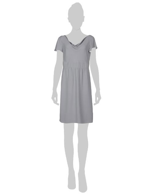 Knee-length Dress by Marco Bologna in The Giver