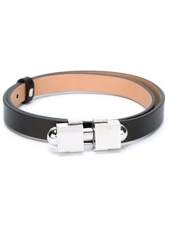 Square Buckle Belt by Carven in Modern Family