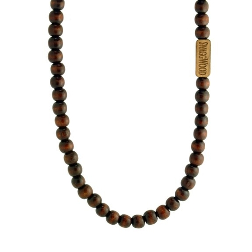 Wooden Bead Necklace by SwaggWood in Me and Earl and the Dying Girl