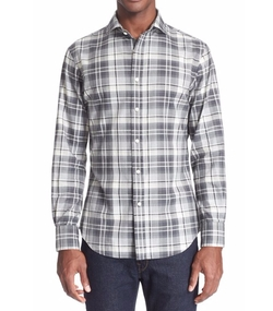 Slim Fit Plaid Twill Sport Shirt by Polo Ralph Lauren in New Girl