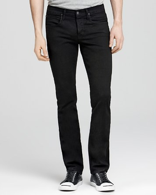 Byron Straight Fit Jeans by Hudson in We Are Your Friends
