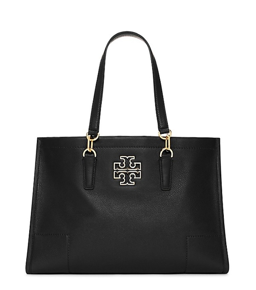 Britten Tote Bag by Tory Burch in Elementary - Season 4 Episode 2