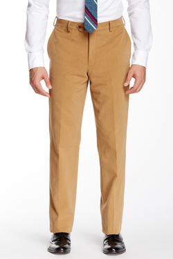 Brushed Tailored Pants by Ike Behar in Spotlight