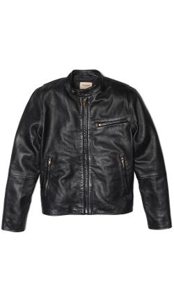 Leather Biker Jacket by Levi's Made & Crafted in Addicted