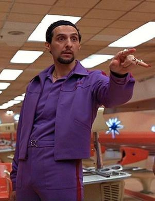 Custom Made Track Jacket (Jesus Quintana) by Mary Zophres (Costume Designer) in The Big Lebowski