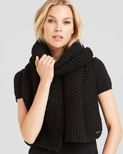 Thermal Popcorn Scarf by Michael Kors in Thor: The Dark World