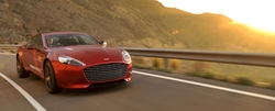Rapide S Sedan by Aston Martin in The Last Witch Hunter