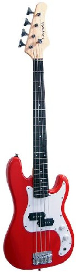 JR9R 7/8 Size Electric Bass Guitar by J Reynolds in If I Stay
