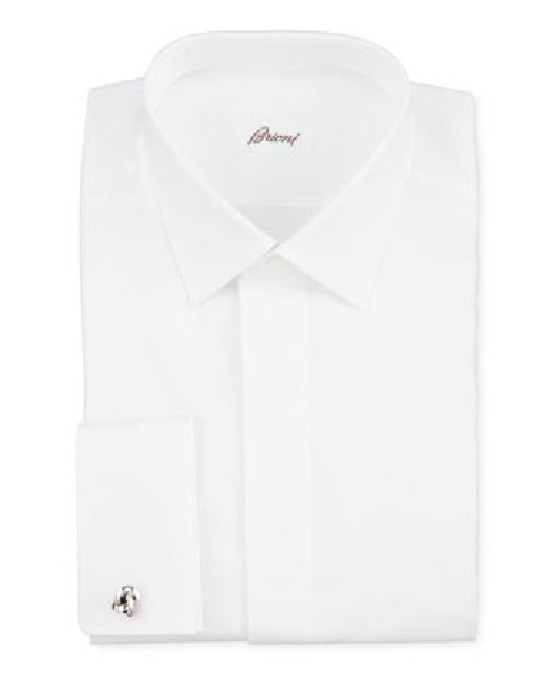 Oxford French-Cuff Dress Shirt by Brioni in The Wolf of Wall Street
