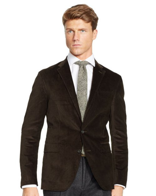 Morgan Corduroy Sport Coat by Ralph Lauren in The Age of Adaline
