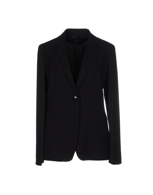 Single Breasted Blazer by Blue Les Copains in Mistresses - Season 4 Episode 1