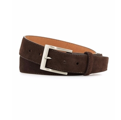 Suede Belt with Interchangeable Buckles by W. Kleinberg in Jane the Virgin