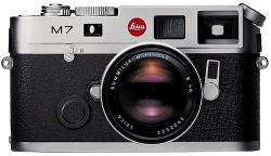 M7 Rangefinder 35mm Camera by Leica in Yves Saint Laurent