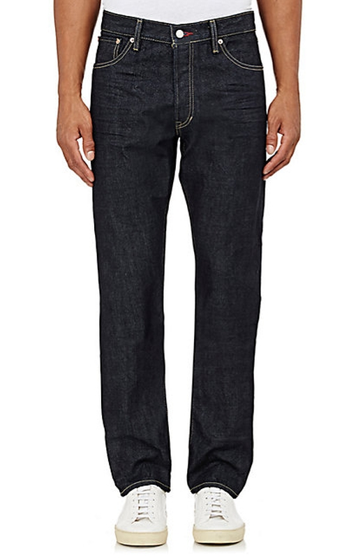 Raw Selvedge Jeans by Ralph Lauren Black Label in Sleeping with Other People
