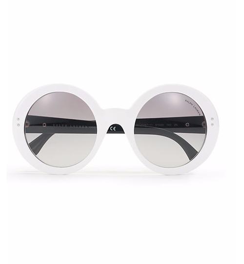 Round-Eye Sunglasses by Ralph Lauren in A Bigger Splash