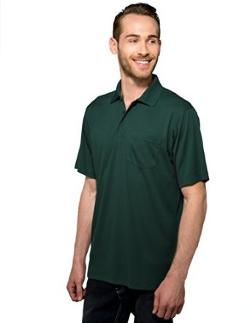 Men's Moisture Wicking Polyester Shirt by Tri-Mountain in Neighbors