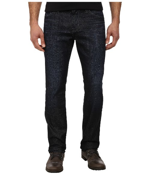 Graduate Tailored Straight Jeans by AG Adriano Goldschmied in The Town
