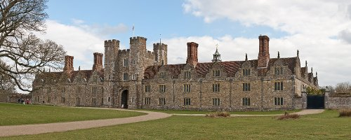 Knole House Kent, United Kingdom in Sherlock Holmes: A Game of Shadows