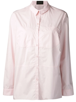 Classic Collar Shirt by Simone Rocha in The Disappearance of Eleanor Rigby