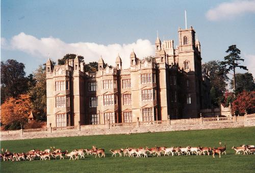 Englefield House Berkshire, United Kingdom in X-Men: Days of Future Past