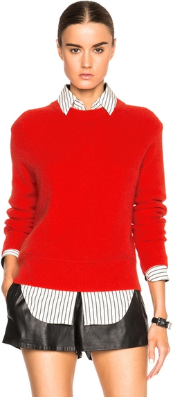 Alexis Sweater by Rag & Bone in Guilt