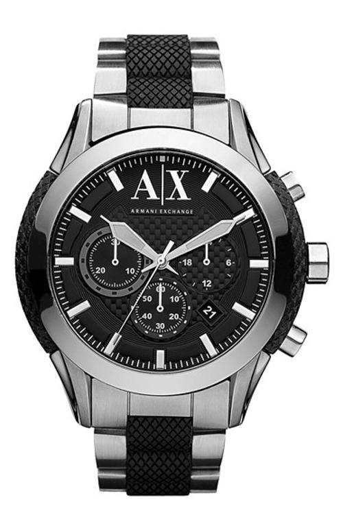 Chronograph Bracelet Watch by AX Armani Exchange in Ride Along