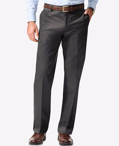 Straight Fit Flat Front Pants by Dockers in Marvel's Luke Cage