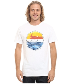 Slideprint T-Shirt by Reef in The Flash