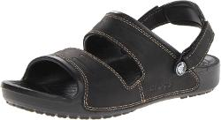Men's 14325 Yukon Two-Strap Clog by Crocs in Dolphin Tale 2