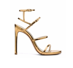 The Courtesan Sandals by Stuart Weitzman in Fuller House