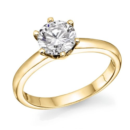 Diamond Solitaire Engagement Ring by ND Outlet in McFarland, USA