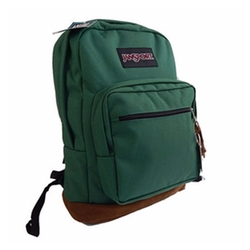 Suede Bottom Backpack by Jansport in Love, Simon
