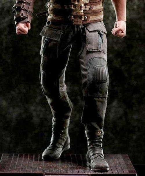 Custom Made Cargo Pants (Bane) by Lindy Hemming (Costume Designer) in The Dark Knight Rises