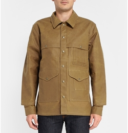 Cotton-Canvas Field Jacket by Filson in Point Break