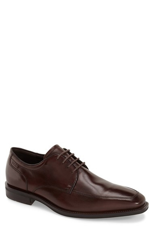 'Faro' Moc Toe Oxford Shoes by Ecco in Brooklyn