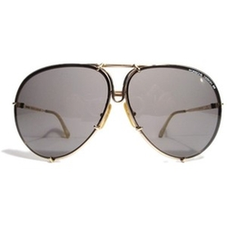 Carrera 5621 Aviator Sunglasses by Porsche Design in Keeping Up With The Kardashians