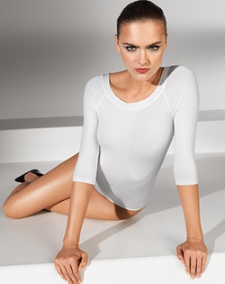 Lisbon String Body Suit by Wolford in Keeping Up With The Kardashians