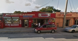 Miami, Florida by Roosevelt Unisex Barber Shop in Ballers