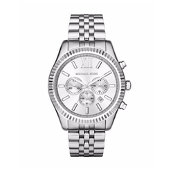Lexington Chronograph Watch by Michael Michael Kors in Ballers