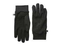Stretch Fleece Conduct Gloves by Spyder in American Sniper