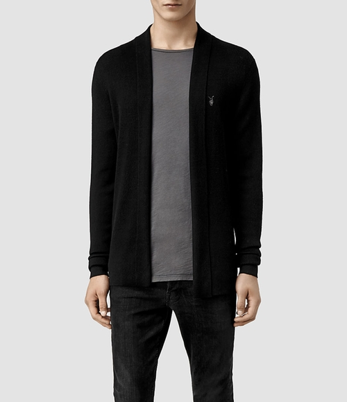 Mode Merino Open Cardigan by All Saints in Ballers