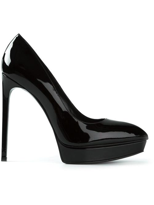 Paris Pumps by Saint Laurent in The November Man