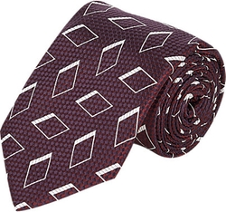 Floating Diamond Jacquard Tie by Fairfax in Brooklyn Nine-Nine