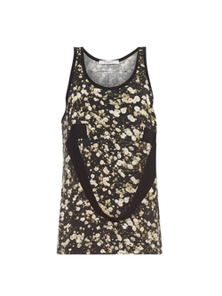 Floral Tank Top by Givenchy in Empire